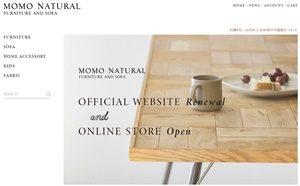 MOMO NATURALローテーブル
