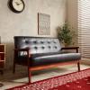 130㎝をきるNew Retro(ニューレトロ)というソファがよくできてるんです!