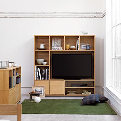 リビングテーブルとテレビボードは無印良品にしました! - 一条工務店のi-smartを建てたコスケの新築計画