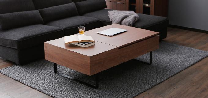 昇降式テーブルの画像