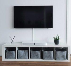 壁掛けテレビ1